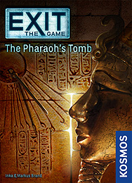 Spirit Games (Est. 1984) - Supplying role playing games (RPG), wargames rules, miniatures and scenery, new and traditional board and card games for the last 20 years sells EXIT: The Pharaoh