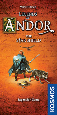 Spirit Games (Est. 1984) - Supplying role playing games (RPG), wargames rules, miniatures and scenery, new and traditional board and card games for the last 20 years sells Legends of Andor: The Star Shield