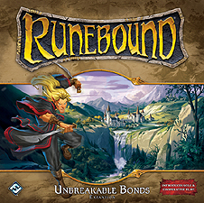 Spirit Games (Est. 1984) - Supplying role playing games (RPG), wargames rules, miniatures and scenery, new and traditional board and card games for the last 20 years sells Runebound Third Edition: Unbreakable Bonds
