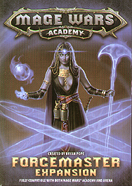 Spirit Games (Est. 1984) - Supplying role playing games (RPG), wargames rules, miniatures and scenery, new and traditional board and card games for the last 20 years sells Mage Wars Academy: Forcemaster Expansion