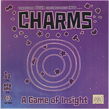 Spirit Games (Est. 1984) - Supplying role playing games (RPG), wargames rules, miniatures and scenery, new and traditional board and card games for the last 20 years sells Charms: A Game of Insight