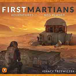 Spirit Games (Est. 1984) - Supplying role playing games (RPG), wargames rules, miniatures and scenery, new and traditional board and card games for the last 20 years sells First Martians: Adventures on the Red Planet