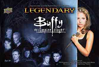 Spirit Games (Est. 1984) - Supplying role playing games (RPG), wargames rules, miniatures and scenery, new and traditional board and card games for the last 20 years sells Legendary: Buffy the Vampire Slayer (Includes Limited Edition Promo Card)