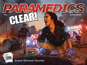 Spirit Games (Est. 1984) - Supplying role playing games (RPG), wargames rules, miniatures and scenery, new and traditional board and card games for the last 20 years sells Paramedics CLEAR!