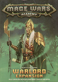 Spirit Games (Est. 1984) - Supplying role playing games (RPG), wargames rules, miniatures and scenery, new and traditional board and card games for the last 20 years sells Mage Wars Academy: Warlord Expansion
