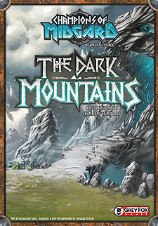Spirit Games (Est. 1984) - Supplying role playing games (RPG), wargames rules, miniatures and scenery, new and traditional board and card games for the last 20 years sells Champions of Midgard: The Dark Mountains Expansion