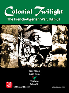 Spirit Games (Est. 1984) - Supplying role playing games (RPG), wargames rules, miniatures and scenery, new and traditional board and card games for the last 20 years sells Colonial Twilight: The French-Algerian War, 1954-62