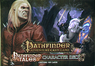 Spirit Games (Est. 1984) - Supplying role playing games (RPG), wargames rules, miniatures and scenery, new and traditional board and card games for the last 20 years sells Pathfinder Adventure Card Game: Pathfinder Tales Character Deck