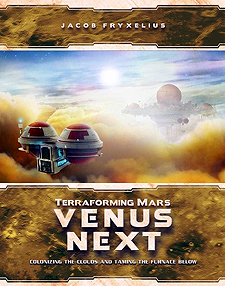 Spirit Games (Est. 1984) - Supplying role playing games (RPG), wargames rules, miniatures and scenery, new and traditional board and card games for the last 20 years sells Terraforming Mars: Venus Next