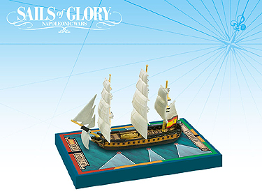 Spirit Games (Est. 1984) - Supplying role playing games (RPG), wargames rules, miniatures and scenery, new and traditional board and card games for the last 20 years sells Sails of Glory: Mahonesa 1789/Ninfa 1795