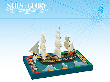 Spirit Games (Est. 1984) - Supplying role playing games (RPG), wargames rules, miniatures and scenery, new and traditional board and card games for the last 20 years sells Sails of Glory: HMS Hamadryad/HMS Mahonesa 1796