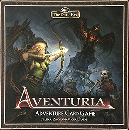 Spirit Games (Est. 1984) - Supplying role playing games (RPG), wargames rules, miniatures and scenery, new and traditional board and card games for the last 20 years sells Aventuria: Adventure Card Game
