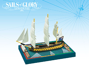 Spirit Games (Est. 1984) - Supplying role playing games (RPG), wargames rules, miniatures and scenery, new and traditional board and card games for the last 20 years sells Sails of Glory: HMS Polyphemus 1782/HMS America 1777