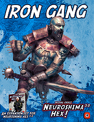 Spirit Games (Est. 1984) - Supplying role playing games (RPG), wargames rules, miniatures and scenery, new and traditional board and card games for the last 20 years sells Neuroshima HEX! 3.0 Iron Gang