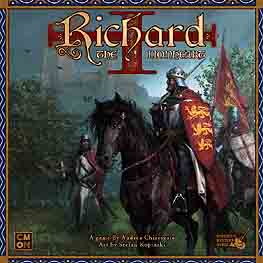 Spirit Games (Est. 1984) - Supplying role playing games (RPG), wargames rules, miniatures and scenery, new and traditional board and card games for the last 20 years sells Richard the Lionheart