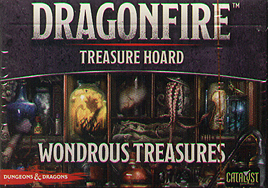 Spirit Games (Est. 1984) - Supplying role playing games (RPG), wargames rules, miniatures and scenery, new and traditional board and card games for the last 20 years sells Dragonfire Treasure Hoard: Wondrous Treasure