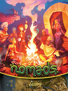 Spirit Games (Est. 1984) - Supplying role playing games (RPG), wargames rules, miniatures and scenery, new and traditional board and card games for the last 20 years sells Nomads
