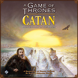 Spirit Games (Est. 1984) - Supplying role playing games (RPG), wargames rules, miniatures and scenery, new and traditional board and card games for the last 20 years sells A Game of Thrones: Catan - Brotherhood of the Watch