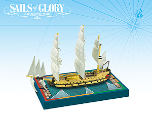 Spirit Games (Est. 1984) - Supplying role playing games (RPG), wargames rules, miniatures and scenery, new and traditional board and card games for the last 20 years sells Sails of Glory: Duc de Duras 1765/Dauphin 1766