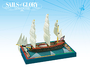 Spirit Games (Est. 1984) - Supplying role playing games (RPG), wargames rules, miniatures and scenery, new and traditional board and card games for the last 20 years sells Sails of Glory: Bonhomme Richard 1779/Bonhomme Richard