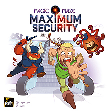 Spirit Games (Est. 1984) - Supplying role playing games (RPG), wargames rules, miniatures and scenery, new and traditional board and card games for the last 20 years sells Magic Maze: Maximum Security