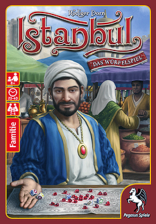 Spirit Games (Est. 1984) - Supplying role playing games (RPG), wargames rules, miniatures and scenery, new and traditional board and card games for the last 20 years sells Istanbul: The Dice Game (Das Wurfelspiel)