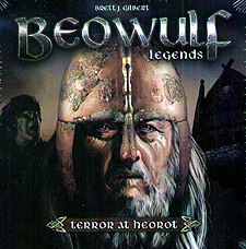 Spirit Games (Est. 1984) - Supplying role playing games (RPG), wargames rules, miniatures and scenery, new and traditional board and card games for the last 20 years sells Beowulf Legends: Terror at  Heorot