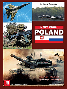 Spirit Games (Est. 1984) - Supplying role playing games (RPG), wargames rules, miniatures and scenery, new and traditional board and card games for the last 20 years sells Next War: Poland