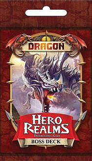 Spirit Games (Est. 1984) - Supplying role playing games (RPG), wargames rules, miniatures and scenery, new and traditional board and card games for the last 20 years sells Hero Realms Deckbuilding Game: Dragon Boss Deck