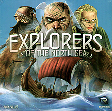 Spirit Games (Est. 1984) - Supplying role playing games (RPG), wargames rules, miniatures and scenery, new and traditional board and card games for the last 20 years sells Explorers of the North Sea