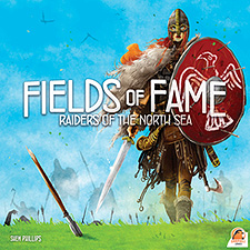 Spirit Games (Est. 1984) - Supplying role playing games (RPG), wargames rules, miniatures and scenery, new and traditional board and card games for the last 20 years sells Raiders of the North Sea: Fields of Fame