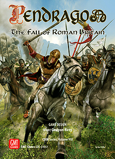 Spirit Games (Est. 1984) - Supplying role playing games (RPG), wargames rules, miniatures and scenery, new and traditional board and card games for the last 20 years sells Pendragon: The Fall of Roman Britain  (COIN Series Volume VIII)
