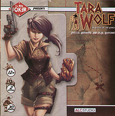 Spirit Games (Est. 1984) - Supplying role playing games (RPG), wargames rules, miniatures and scenery, new and traditional board and card games for the last 20 years sells Tara Wolf in Valley of the Kings