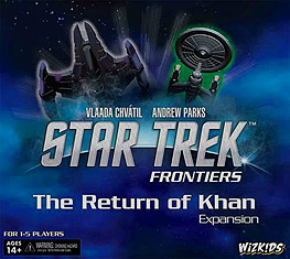 Spirit Games (Est. 1984) - Supplying role playing games (RPG), wargames rules, miniatures and scenery, new and traditional board and card games for the last 20 years sells Star Trek Frontiers: The Return of Khan