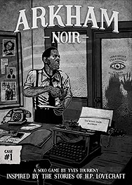Spirit Games (Est. 1984) - Supplying role playing games (RPG), wargames rules, miniatures and scenery, new and traditional board and card games for the last 20 years sells Arkham Noir: Case 1 The Witch Cult Murders