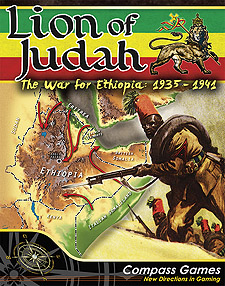 Spirit Games (Est. 1984) - Supplying role playing games (RPG), wargames rules, miniatures and scenery, new and traditional board and card games for the last 20 years sells Lion of Judah: The War for Ethiopia, 1935-1941