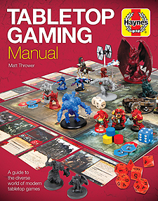 Spirit Games (Est. 1984) - Supplying role playing games (RPG), wargames rules, miniatures and scenery, new and traditional board and card games for the last 20 years sells Tabletop Gaming Manual