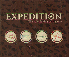 Spirit Games (Est. 1984) - Supplying role playing games (RPG), wargames rules, miniatures and scenery, new and traditional board and card games for the last 20 years sells Expedition: The Roleplaying Card Game