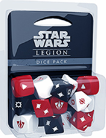 Spirit Games (Est. 1984) - Supplying role playing games (RPG), wargames rules, miniatures and scenery, new and traditional board and card games for the last 20 years sells Star Wars: Legion - Dice Pack
