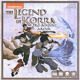 Spirit Games (Est. 1984) - Supplying role playing games (RPG), wargames rules, miniatures and scenery, new and traditional board and card games for the last 20 years sells The Legend of Korra Pro-Bending Arena
