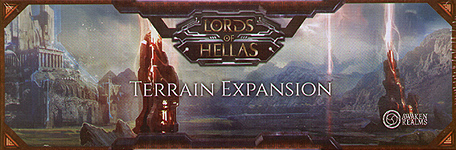 Spirit Games (Est. 1984) - Supplying role playing games (RPG), wargames rules, miniatures and scenery, new and traditional board and card games for the last 20 years sells Lords of Hellas: Terrain Expansion
