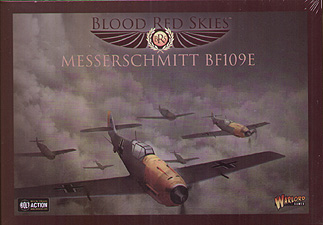 Spirit Games (Est. 1984) - Supplying role playing games (RPG), wargames rules, miniatures and scenery, new and traditional board and card games for the last 20 years sells Blood Red Skies: Messerschmitt BF109E