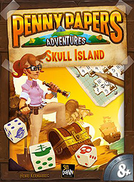 Spirit Games (Est. 1984) - Supplying role playing games (RPG), wargames rules, miniatures and scenery, new and traditional board and card games for the last 20 years sells Penny Papers Adventures: Skull Island