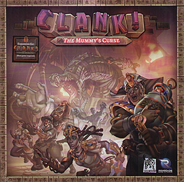 Spirit Games (Est. 1984) - Supplying role playing games (RPG), wargames rules, miniatures and scenery, new and traditional board and card games for the last 20 years sells Clank!: The Mummy