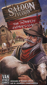 Spirit Games (Est. 1984) - Supplying role playing games (RPG), wargames rules, miniatures and scenery, new and traditional board and card games for the last 20 years sells Saloon Tycoon: The Ranch Expansion