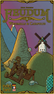 Spirit Games (Est. 1984) - Supplying role playing games (RPG), wargames rules, miniatures and scenery, new and traditional board and card games for the last 20 years sells Feudum: Windmills and Catapults