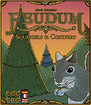 Spirit Games (Est. 1984) - Supplying role playing games (RPG), wargames rules, miniatures and scenery, new and traditional board and card games for the last 20 years sells Feudum: Squirrels and Conifers