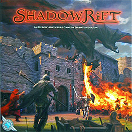 Spirit Games (Est. 1984) - Supplying role playing games (RPG), wargames rules, miniatures and scenery, new and traditional board and card games for the last 20 years sells Shadowrift 2nd Edition