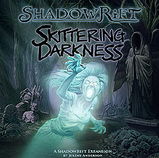 Spirit Games (Est. 1984) - Supplying role playing games (RPG), wargames rules, miniatures and scenery, new and traditional board and card games for the last 20 years sells Shadowrift 2nd Edition: Skittering Darkness