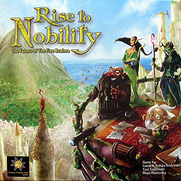 Spirit Games (Est. 1984) - Supplying role playing games (RPG), wargames rules, miniatures and scenery, new and traditional board and card games for the last 20 years sells Rise to Nobility
